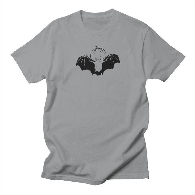 Solo Pumpkinhead Women's Regular Unisex T-Shirt by Feral Pony