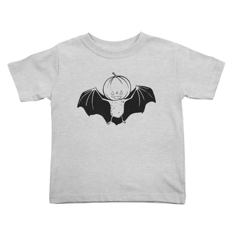 Solo Pumpkinhead Kids Toddler T-Shirt by feralpony's Artist Shop