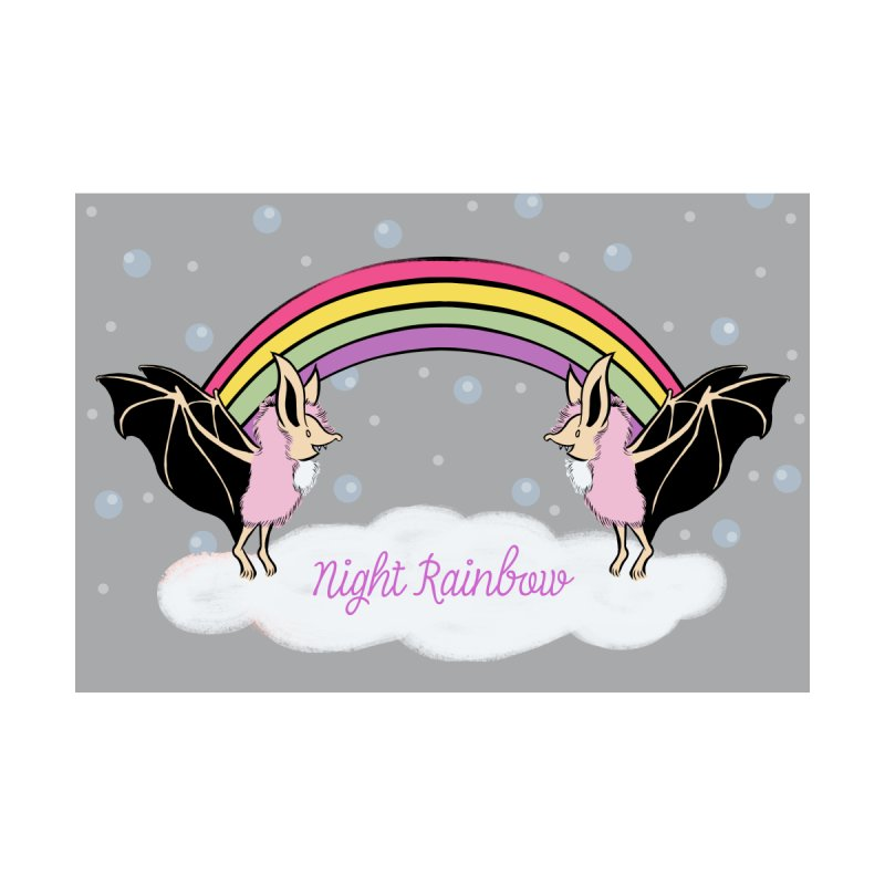 Night Rainbow by feralpony's Artist Shop