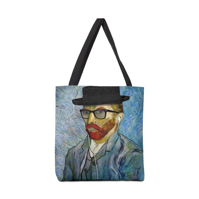 Van Heisenberg Accessories Tote Bag Bag by ferg's Artist Shop
