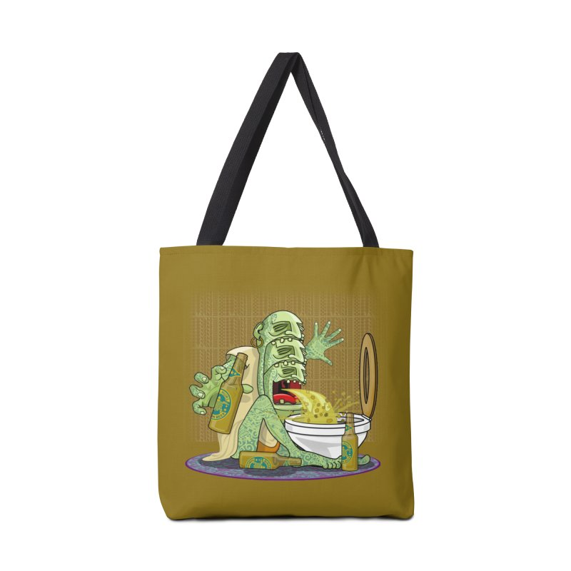 Samoan Sling Accessories Tote Bag Bag by ferg's Artist Shop