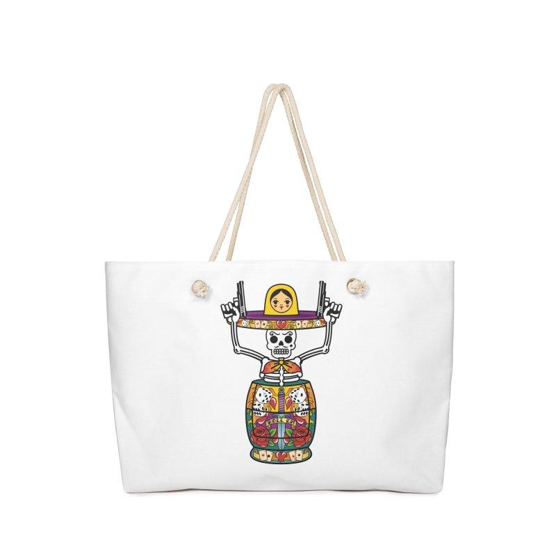 Pistolerski Accessories Bag by ferg's Artist Shop