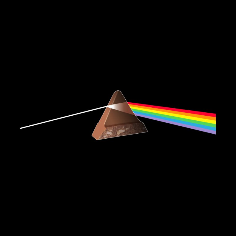 Dark Side None  by ferg's Artist Shop