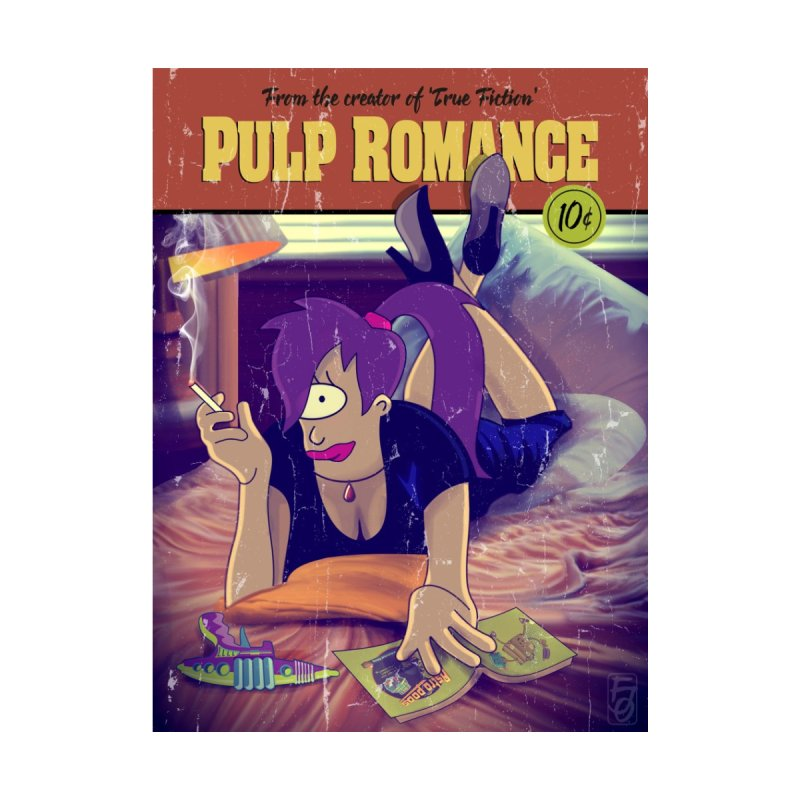 Pulp Romance None  by ferg's Artist Shop