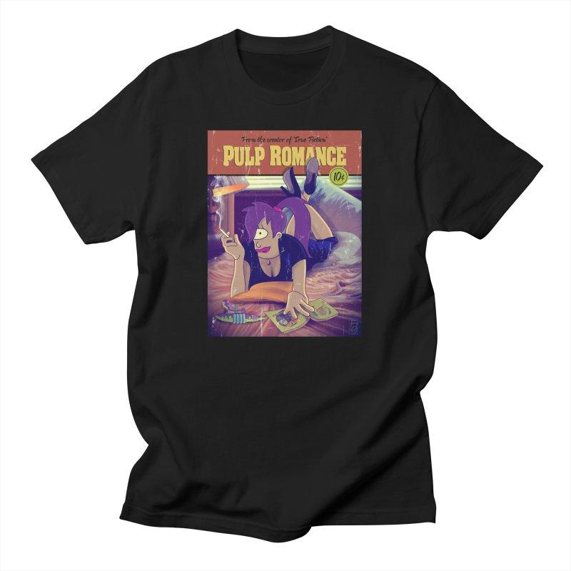 Pulp Romance Men's T-Shirt by ferg's Artist Shop