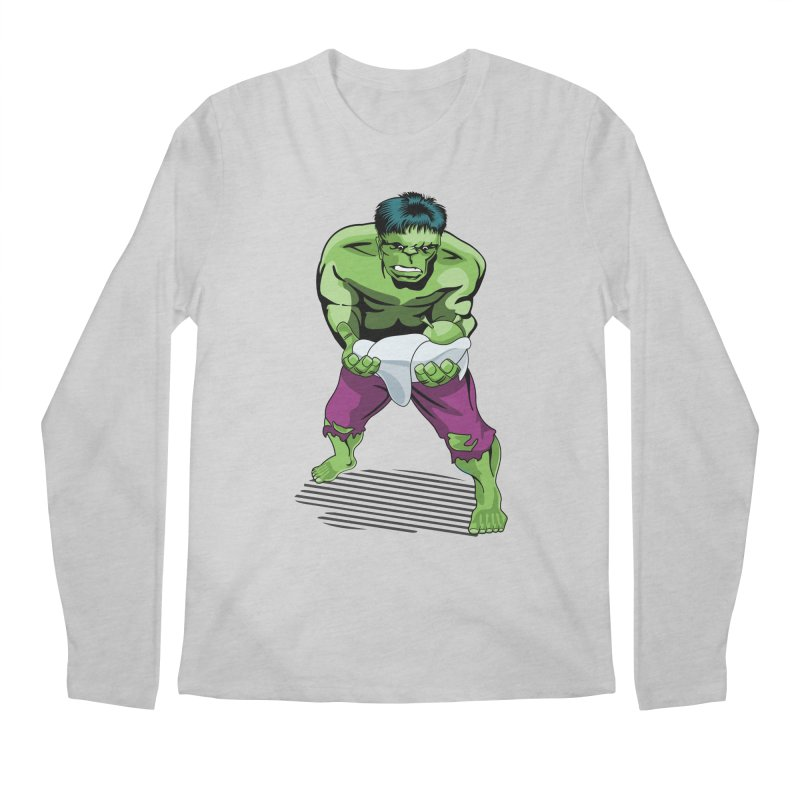 Whose Baby? Men's Regular Longsleeve T-Shirt by ferg's Artist Shop