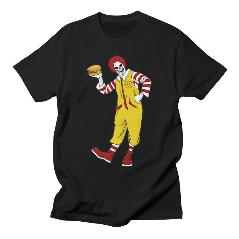 Enjoy Men's T-Shirt by ferg's Artist Shop