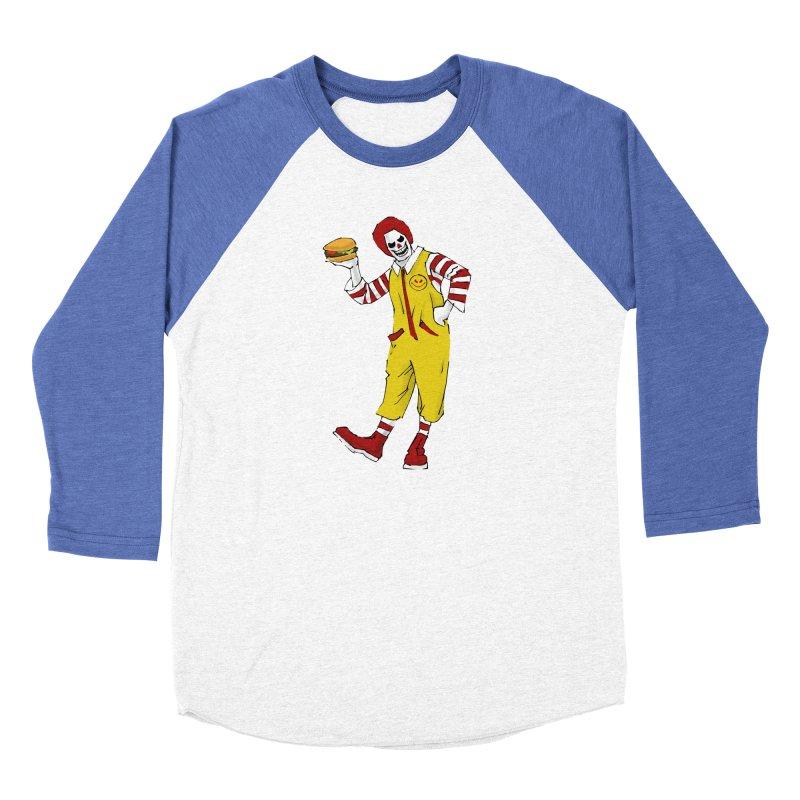 Enjoy Women's Baseball Triblend Longsleeve T-Shirt by ferg's Artist Shop
