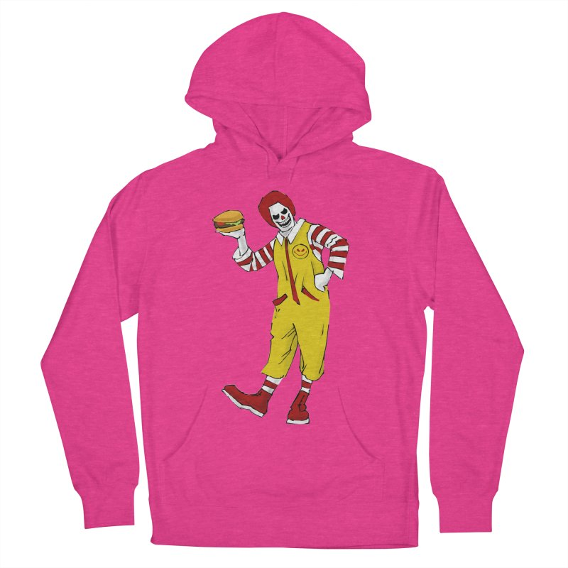 Enjoy Women's French Terry Pullover Hoody by ferg's Artist Shop