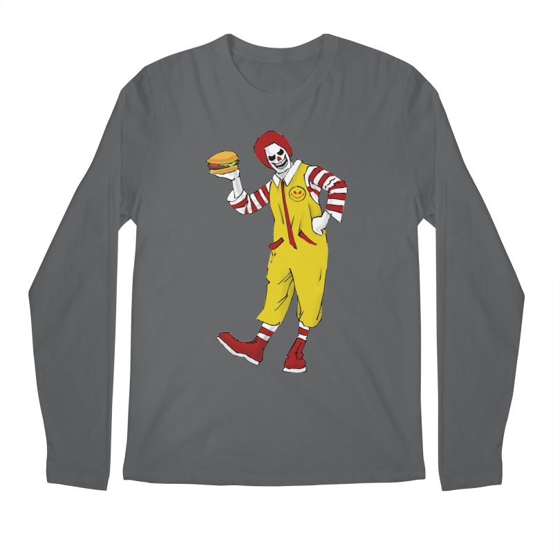 Enjoy Men's Longsleeve T-Shirt by ferg's Artist Shop