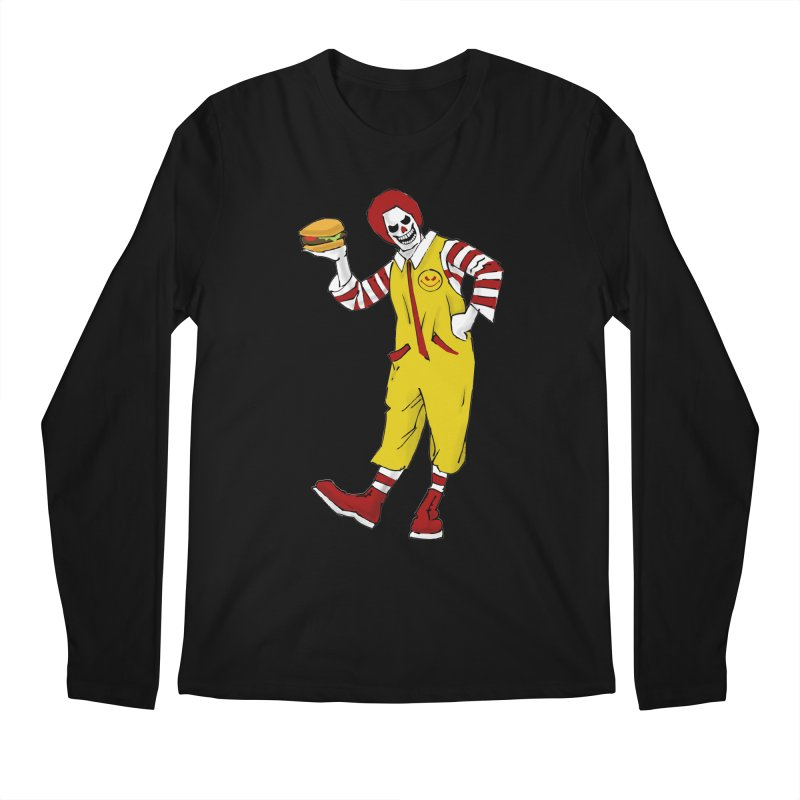 Enjoy Men's Regular Longsleeve T-Shirt by ferg's Artist Shop