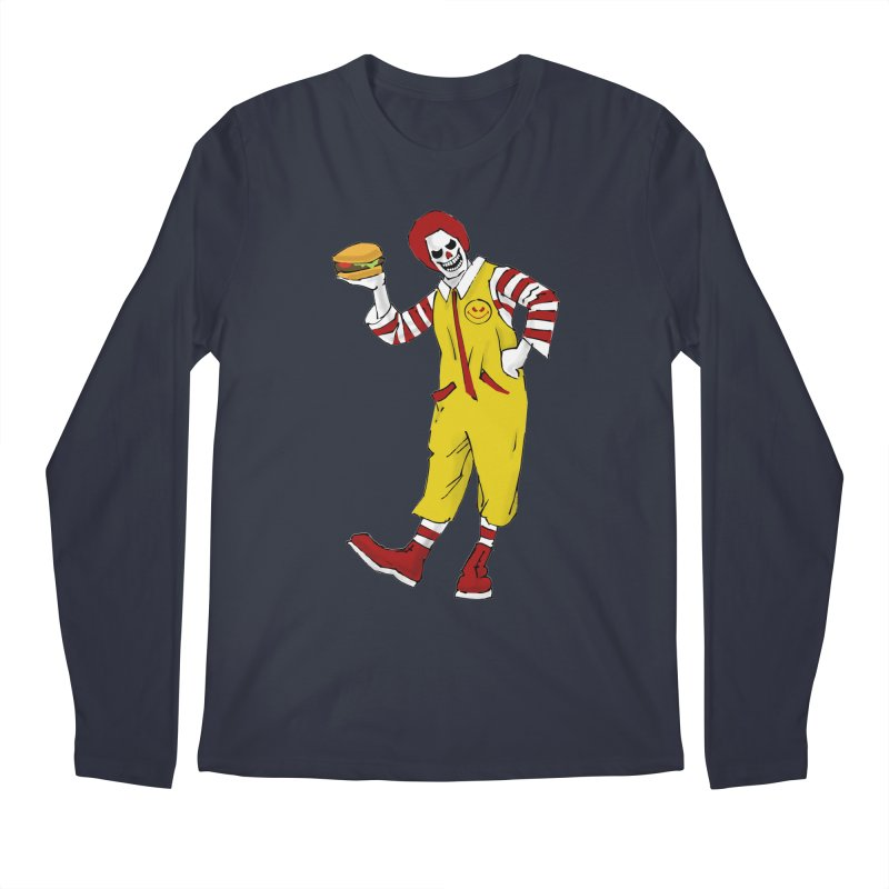 Enjoy Men's Longsleeve T-Shirt by ferg's Artist Shop