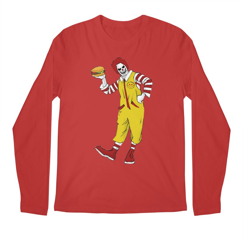 Enjoy Men's Regular Longsleeve T-Shirt by ferg's Artist Shop