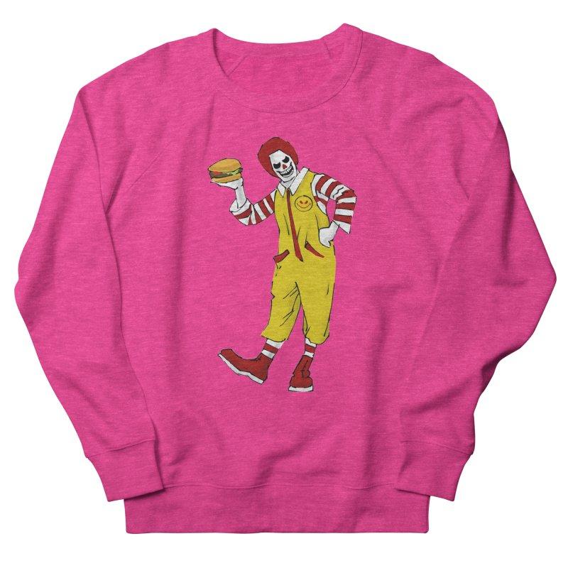 Enjoy Women's French Terry Sweatshirt by ferg's Artist Shop