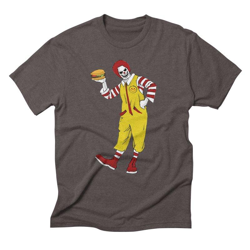 Enjoy Men's Triblend T-Shirt by ferg's Artist Shop