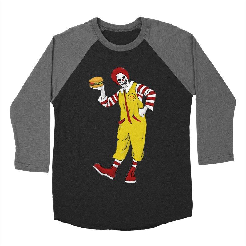 Enjoy Men's Baseball Triblend Longsleeve T-Shirt by ferg's Artist Shop
