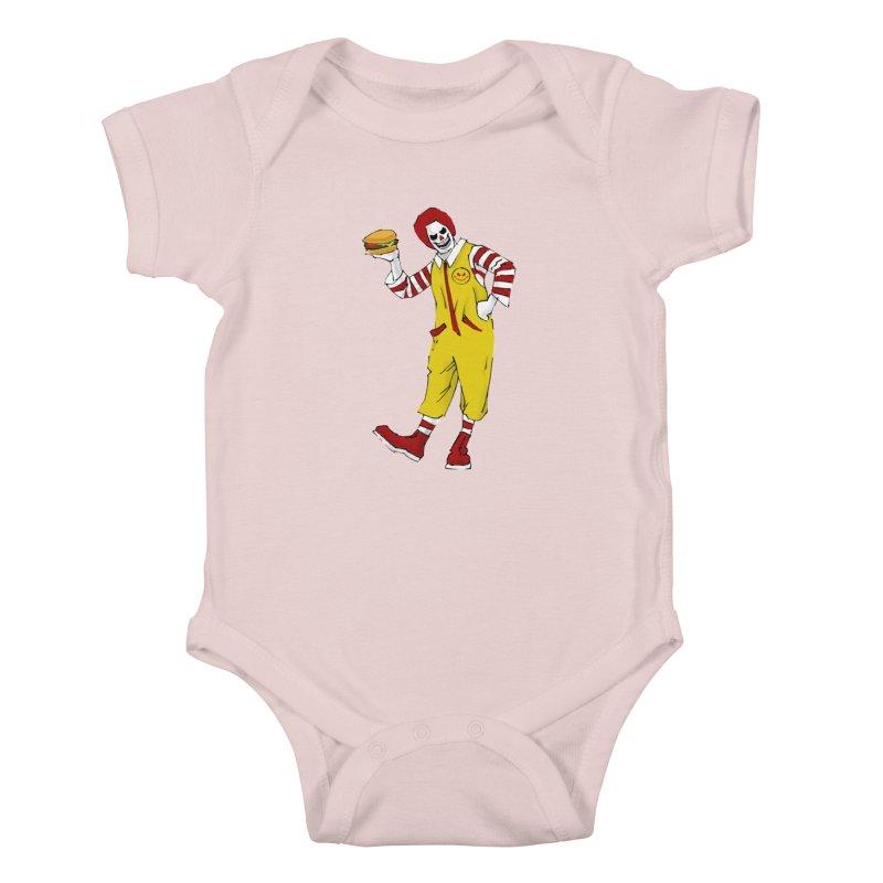 Enjoy Kids Baby Bodysuit by ferg's Artist Shop