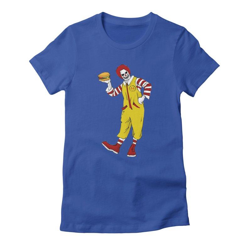 Enjoy Women's T-Shirt by ferg's Artist Shop
