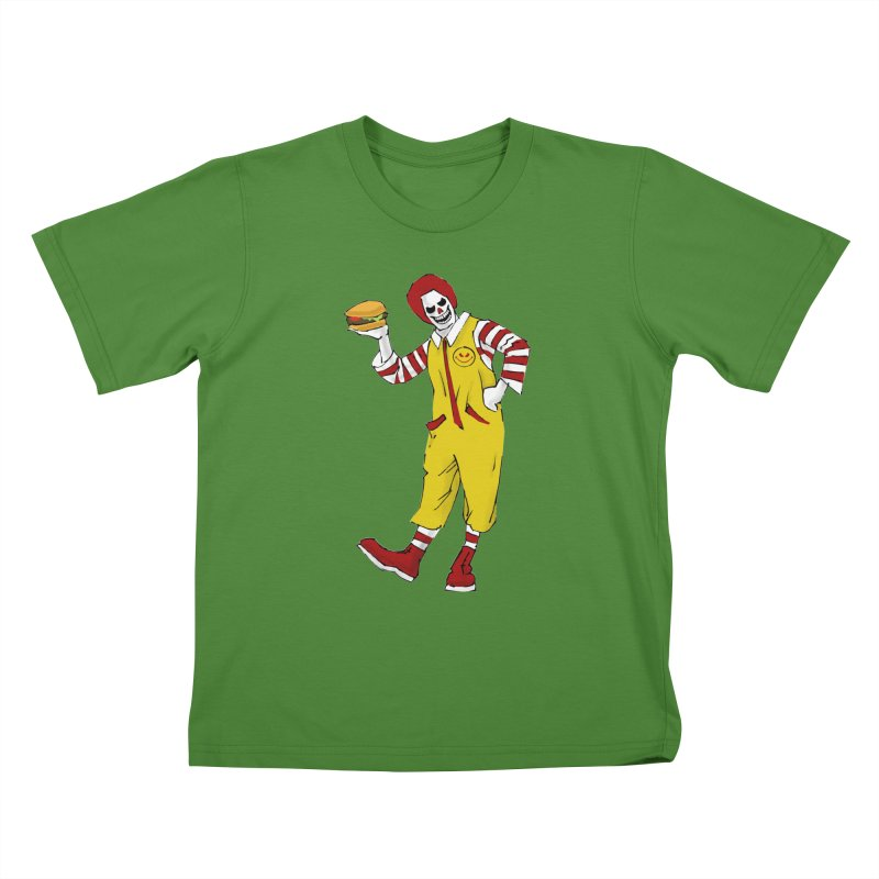 Enjoy Kids T-Shirt by ferg's Artist Shop