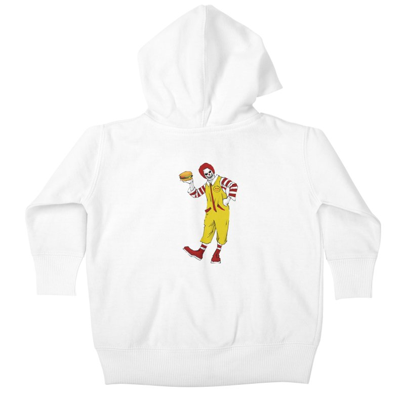 Enjoy Kids Baby Zip-Up Hoody by ferg's Artist Shop