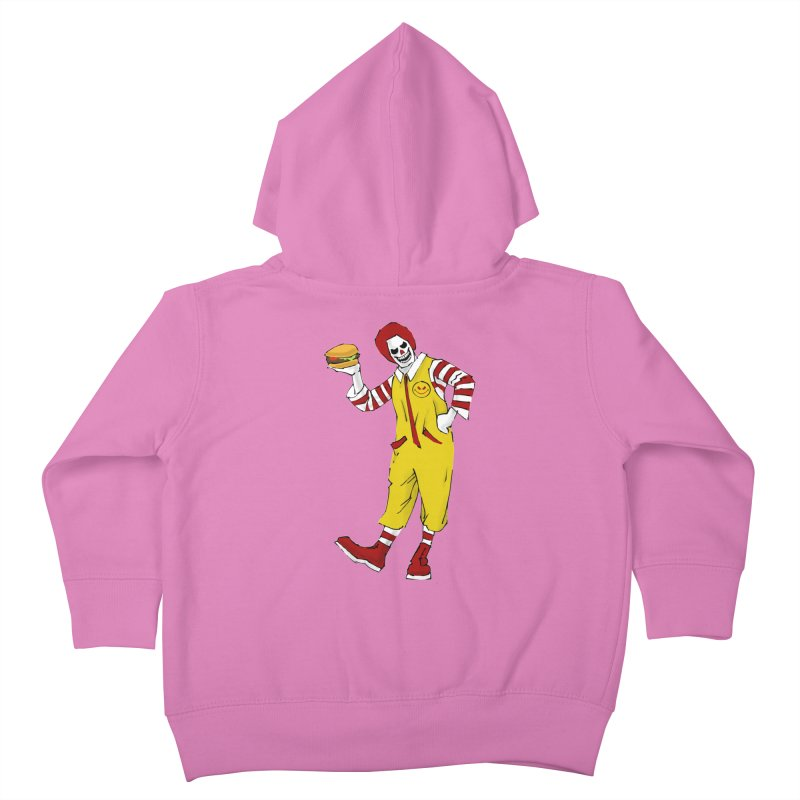 Enjoy Kids Toddler Zip-Up Hoody by ferg's Artist Shop