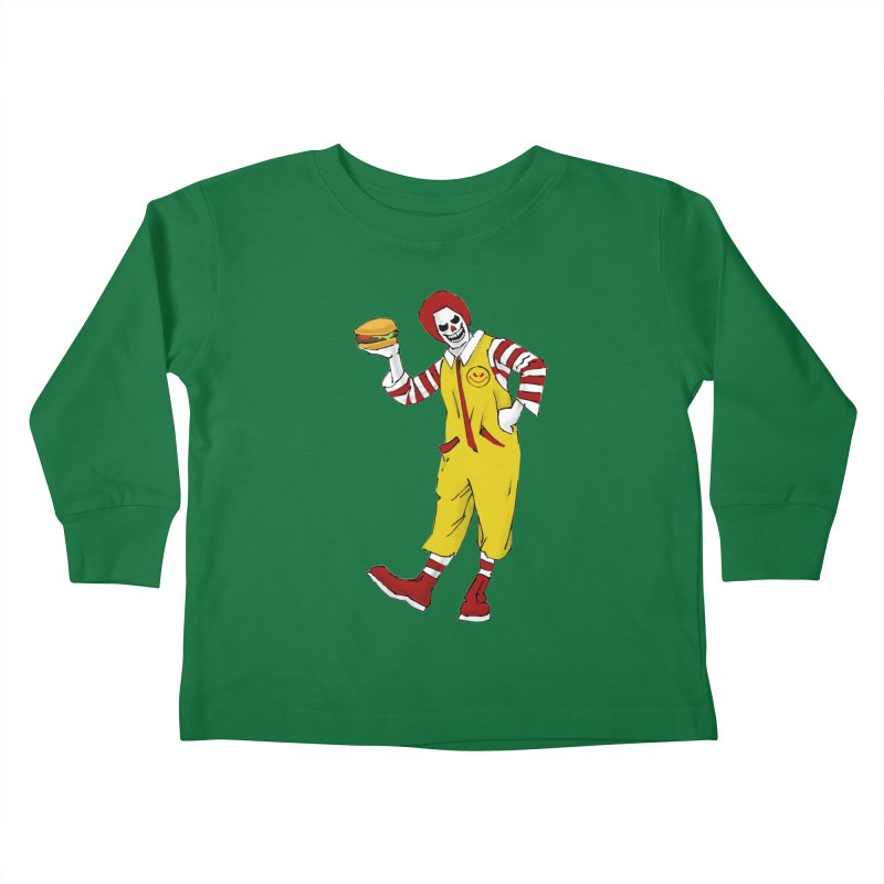 Enjoy Kids Toddler Longsleeve T-Shirt by ferg's Artist Shop