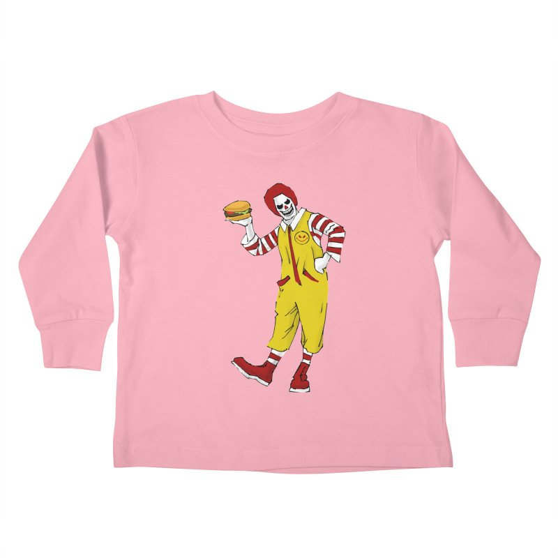 Enjoy Kids Toddler Longsleeve T-Shirt by ferg's Artist Shop