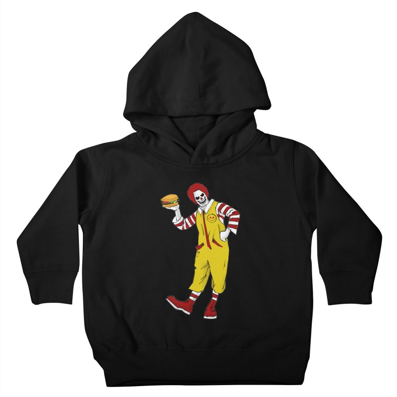 Enjoy Kids Toddler Pullover Hoody by ferg's Artist Shop