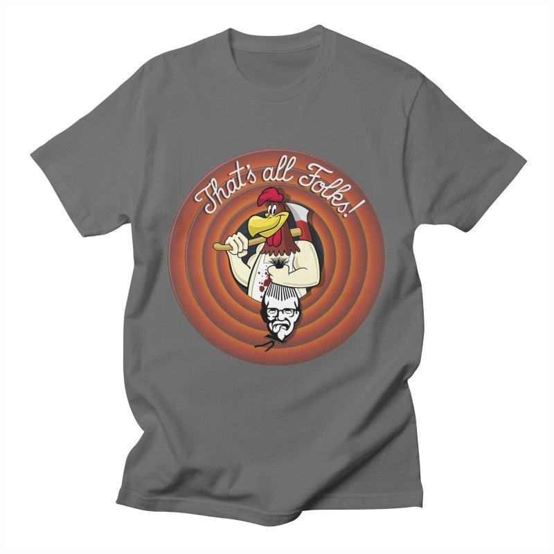 Payback Men's T-Shirt by ferg's Artist Shop