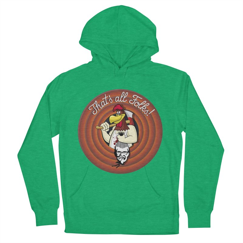 Payback Women's French Terry Pullover Hoody by ferg's Artist Shop