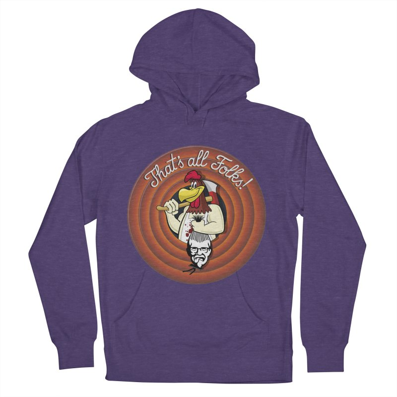 Payback Men's Pullover Hoody by ferg's Artist Shop