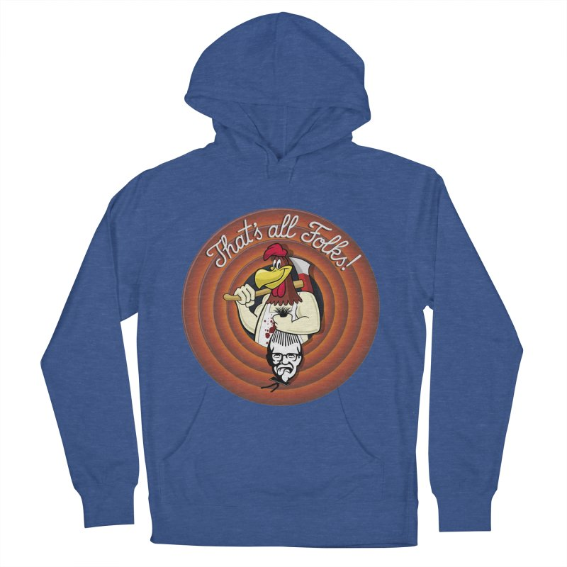 Payback Men's French Terry Pullover Hoody by ferg's Artist Shop