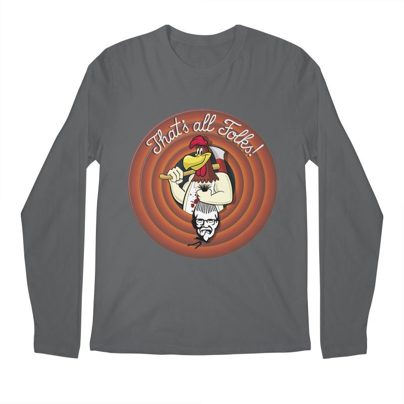 Payback Men's Longsleeve T-Shirt by ferg's Artist Shop