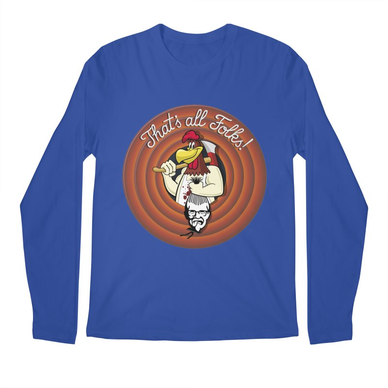 Payback Men's Regular Longsleeve T-Shirt by ferg's Artist Shop