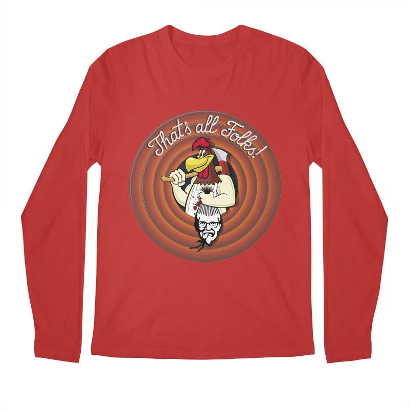 Payback Men's Longsleeve T-Shirt by ferg's Artist Shop