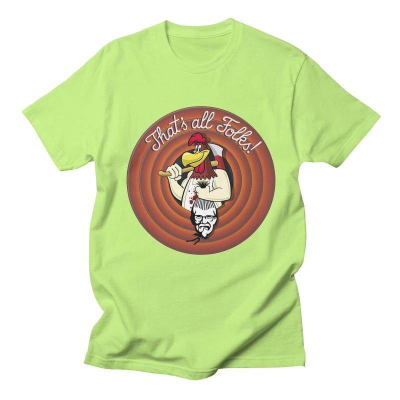 Payback Men's Regular T-Shirt by ferg's Artist Shop