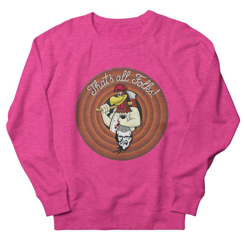 Payback Women's French Terry Sweatshirt by ferg's Artist Shop