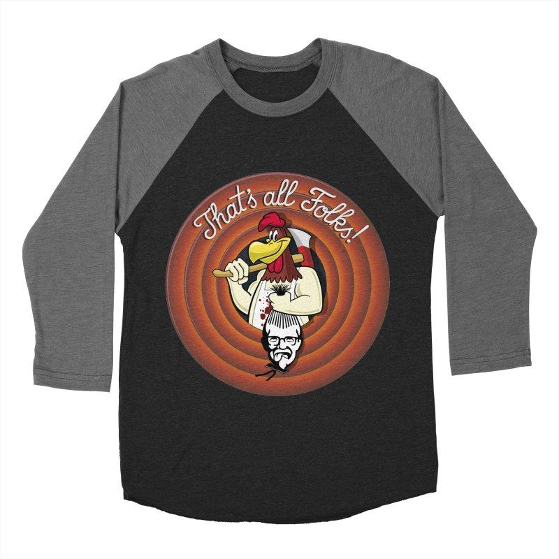 Payback Men's Baseball Triblend T-Shirt by ferg's Artist Shop