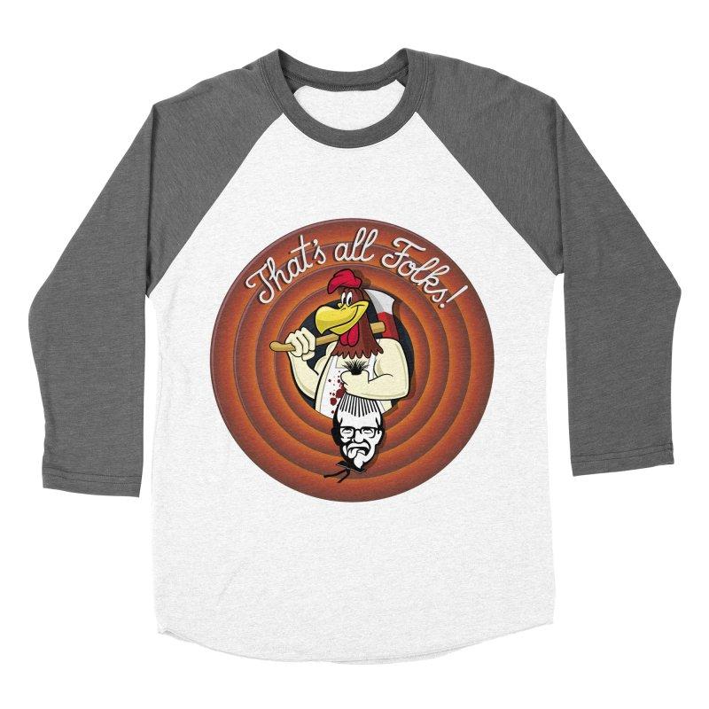 Payback Men's Baseball Triblend Longsleeve T-Shirt by ferg's Artist Shop