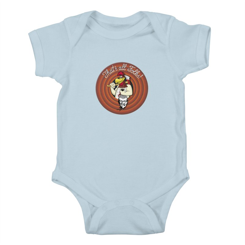 Payback Kids Baby Bodysuit by ferg's Artist Shop