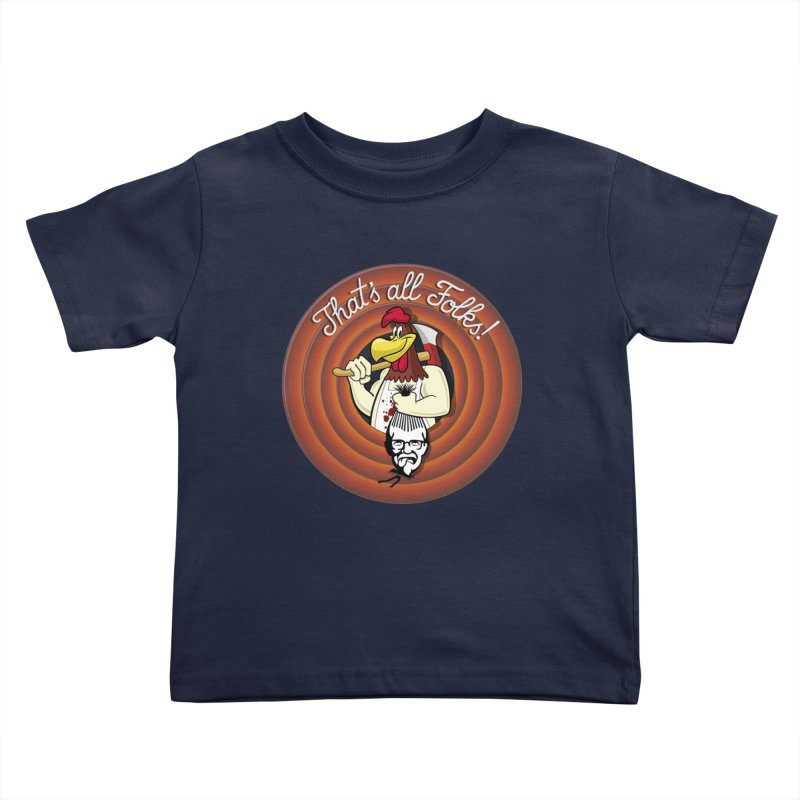Payback Kids Toddler T-Shirt by ferg's Artist Shop