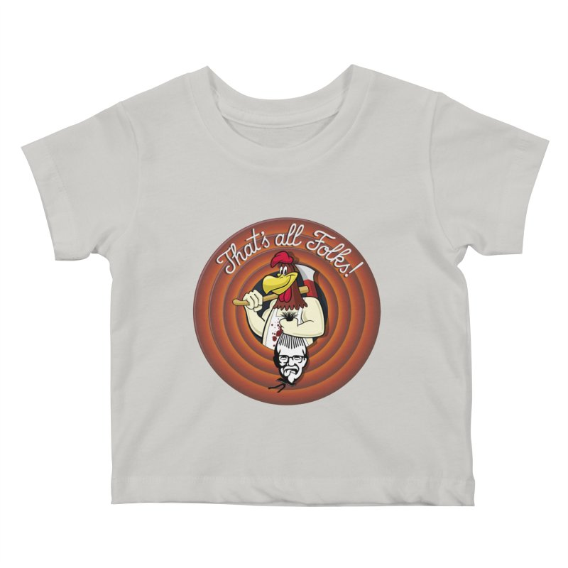 Payback Kids Baby T-Shirt by ferg's Artist Shop