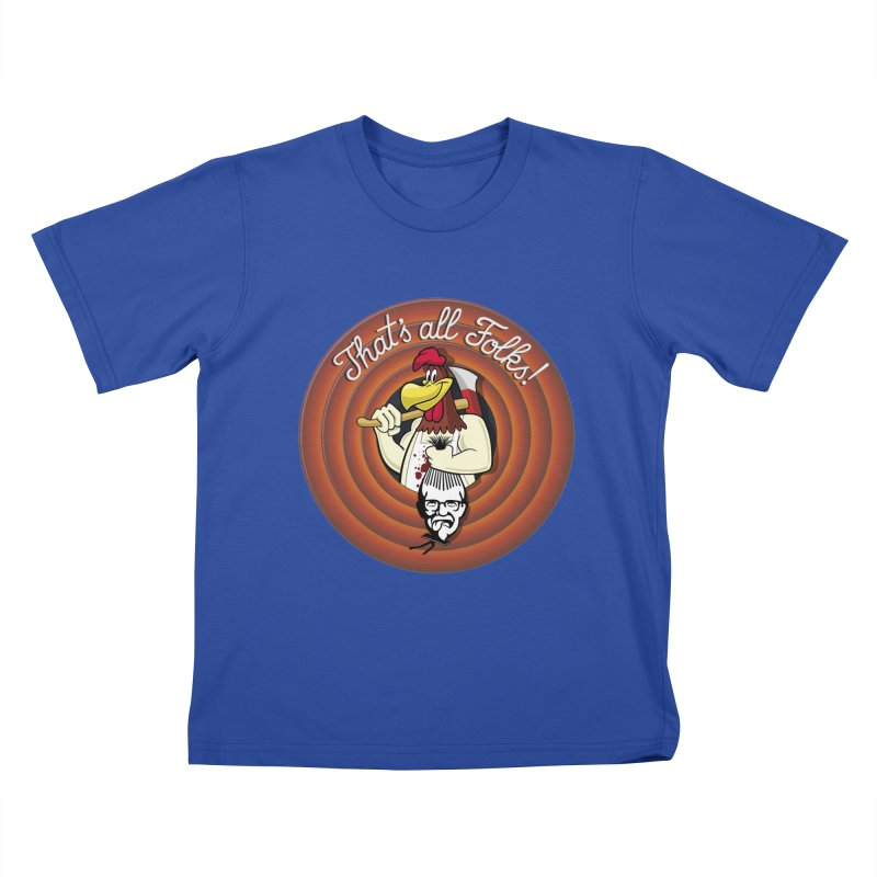 Payback Kids T-Shirt by ferg's Artist Shop