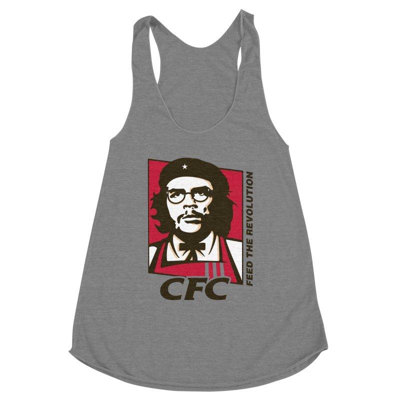 Che's Fried Chicken Women's Tank by ferg's Artist Shop