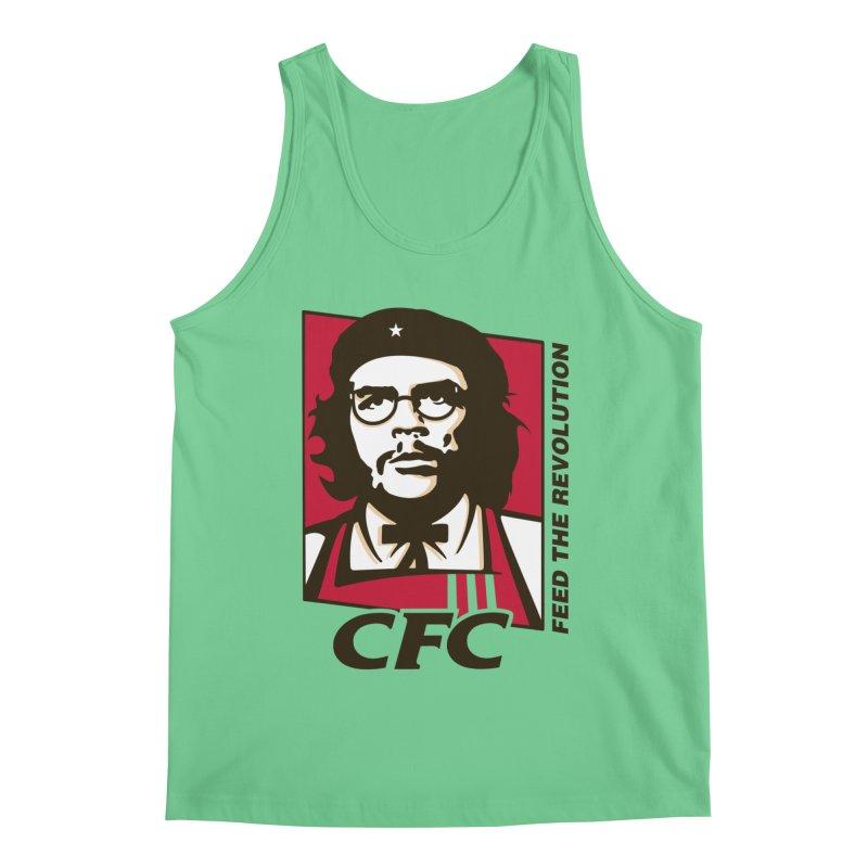 Che's Fried Chicken Men's Regular Tank by ferg's Artist Shop