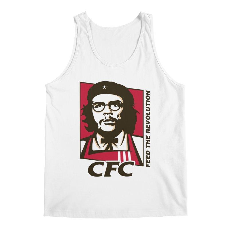 Che's Fried Chicken Men's Tank by ferg's Artist Shop