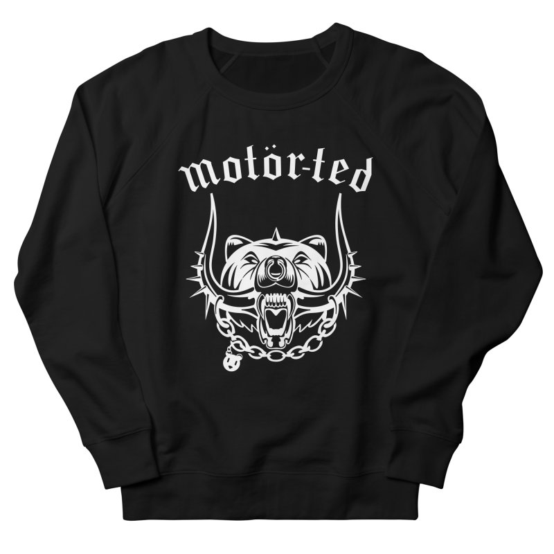 Motor Ted Men's Sweatshirt by ferg's Artist Shop