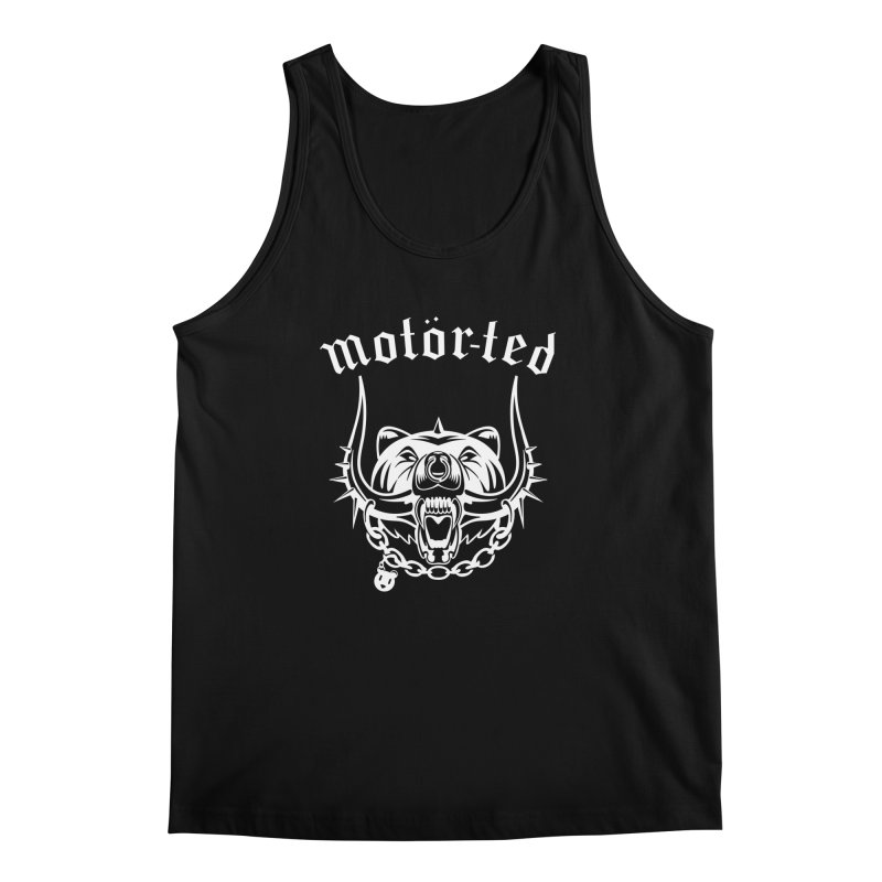 Motor Ted Men's Regular Tank by ferg's Artist Shop