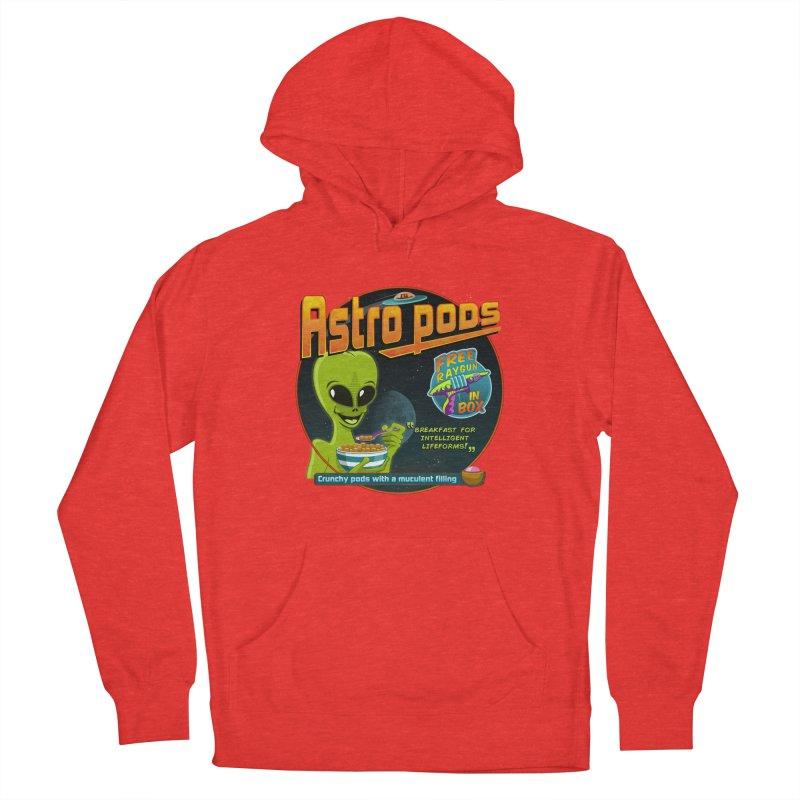 Astropods Men's Pullover Hoody by ferg's Artist Shop