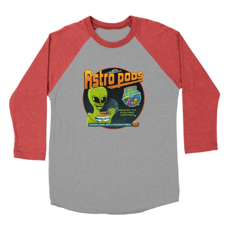 Astropods Men's Longsleeve T-Shirt by ferg's Artist Shop